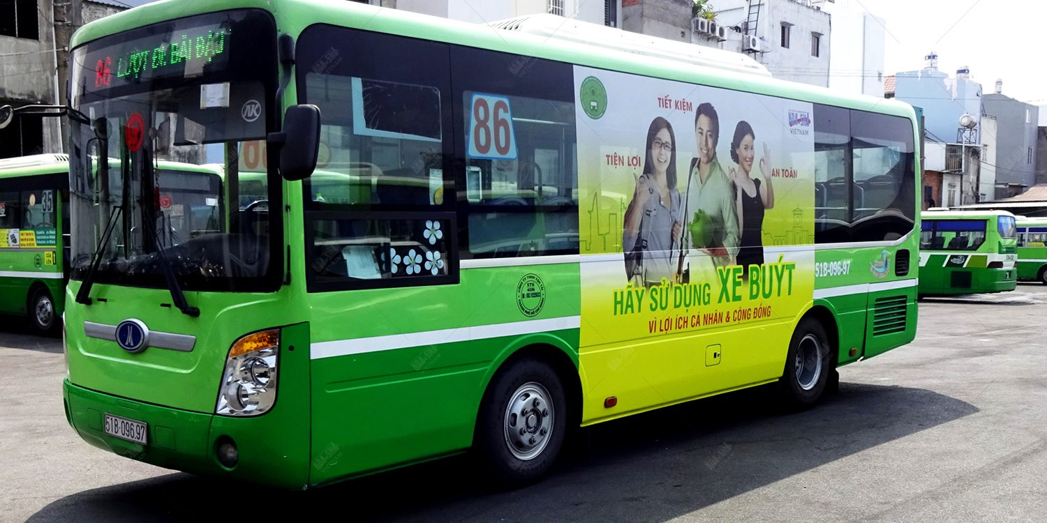 Collaboration between Koa-Sha Vietnam and Department of Transportation to increase public awareness of using bus transportation