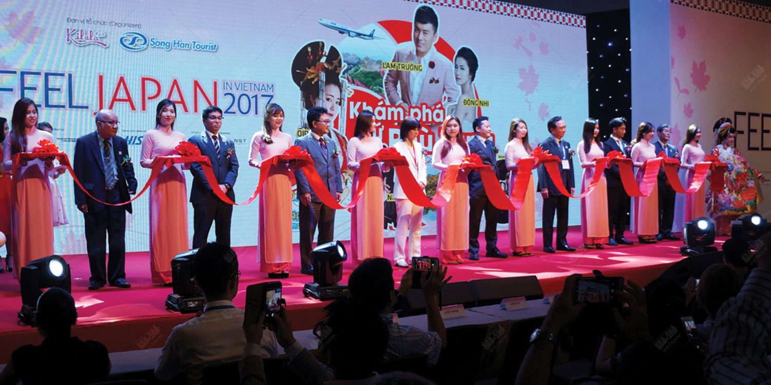 Feel Japan in Vietnam 2017 – A Touch of Culture, A Taste of Japan